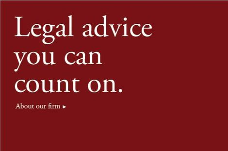 legal advice you can count on